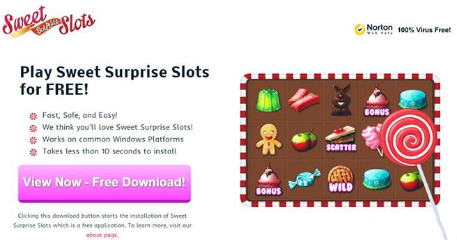 Sweet Surprise Slots virus