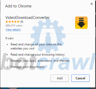 VideoDownloadConverter virus