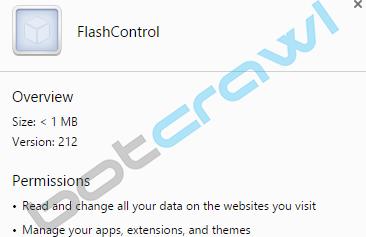 FlashControl virus