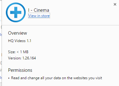 remove I - Cinema