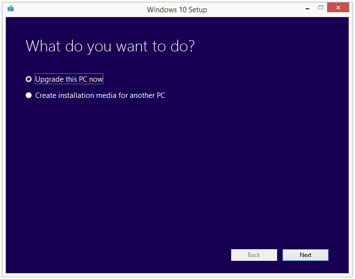 How to upgrade to Windows 10 (Windows 10 Download Tool)