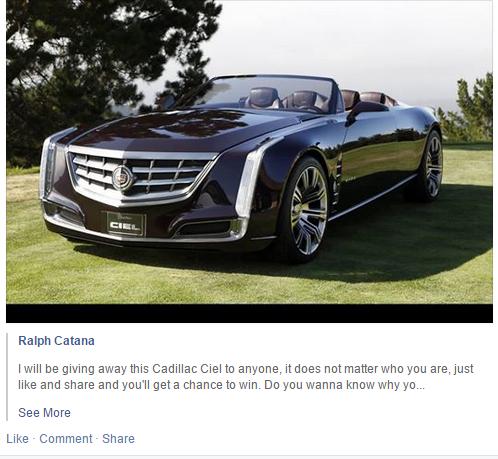 Ralph Catana Cadillac Ciel