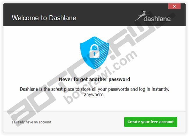 How to remove Dashlane (Virus Removal Guide) - Botcrawl
