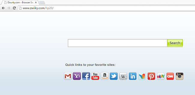 Dounty.com virus
