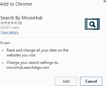 remove MovixHub