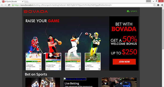 How to block Bovada advertisements in your web browser