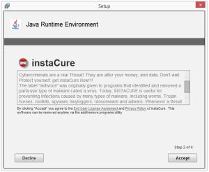 InstaCure virus