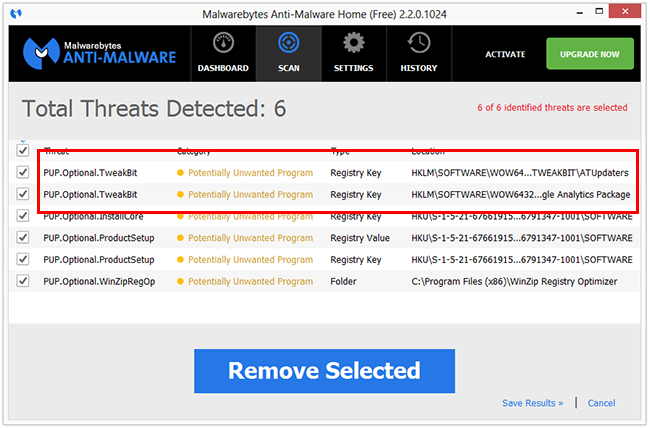 How to remove TweakBit Driver Updater (Virus Removal Guide) - Botcrawl