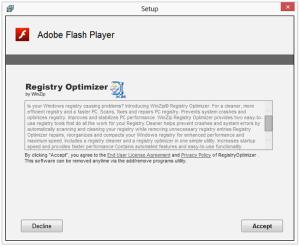 WinZip Registry Optimizer virus