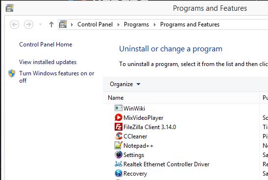 remove WinWiki