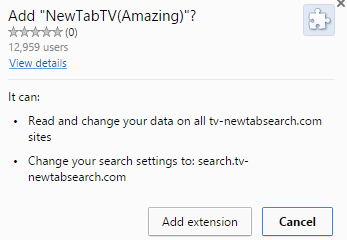 NewTabTV(Amazing) extension