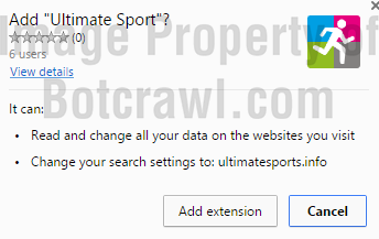 Ultimate Sport virus