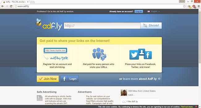 adf.ly referral traffic