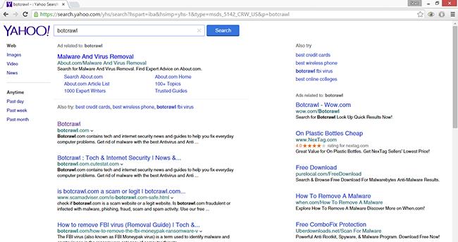 search.softorama.com virus