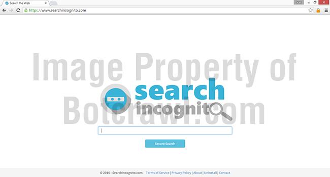 Search Incognito