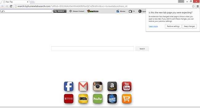 search.tvplusnewtabsearch.com virus