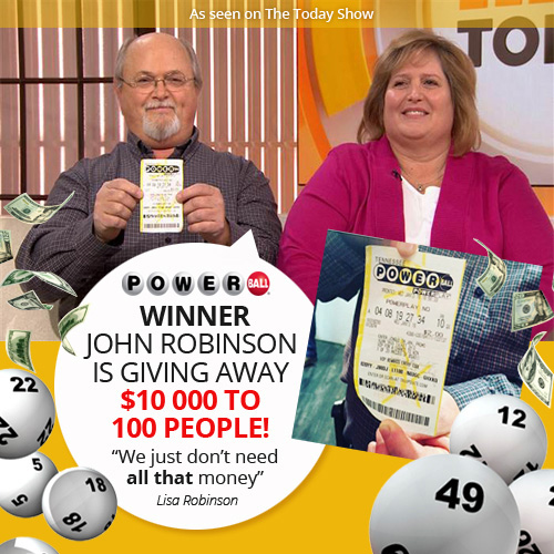 JohnAndLisaGiveBack Powerball Scam