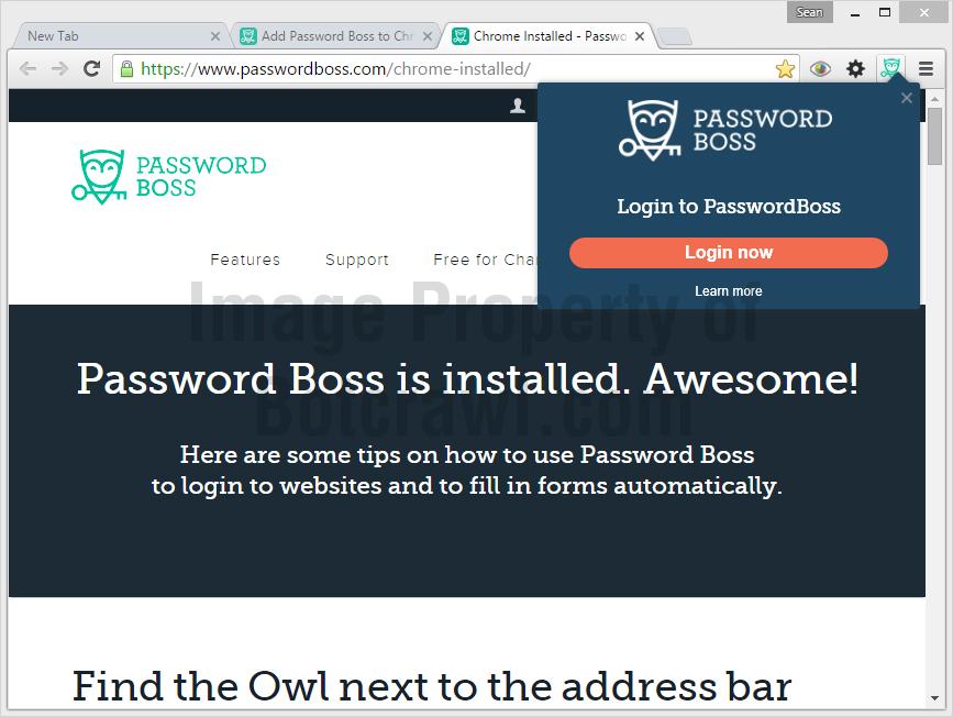 Password Boss for Chrome