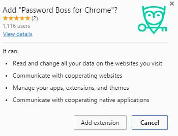 PasswordBoss virus