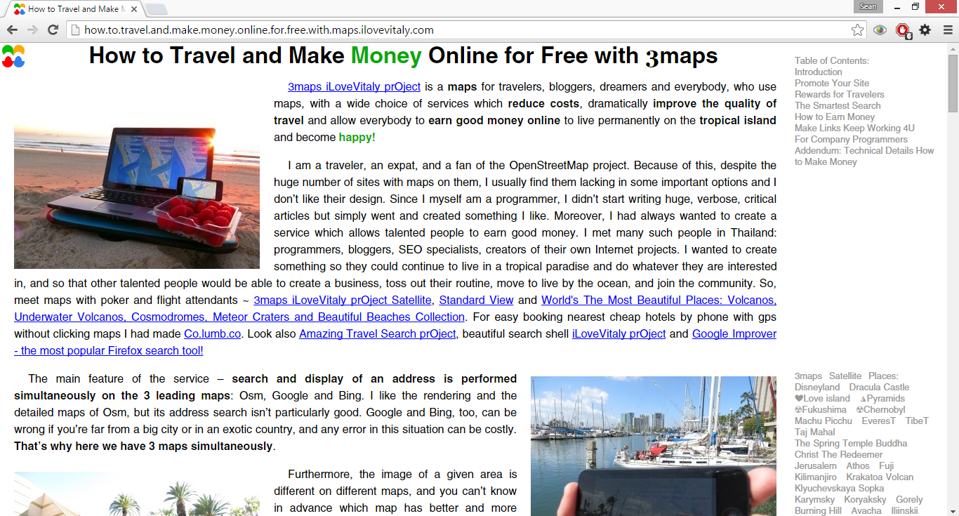 how.to.travel.and.make.money.online.for.free.with.maps.ilovevitaly.com referral