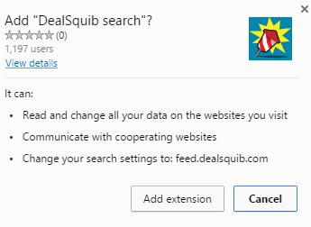 dealsquib extension
