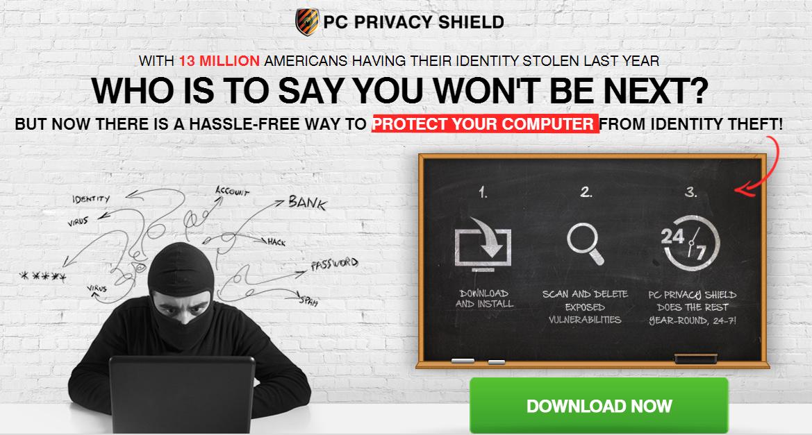 pc privacy shield ad