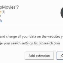 BlpMovies extension