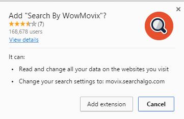 WowMovix extension