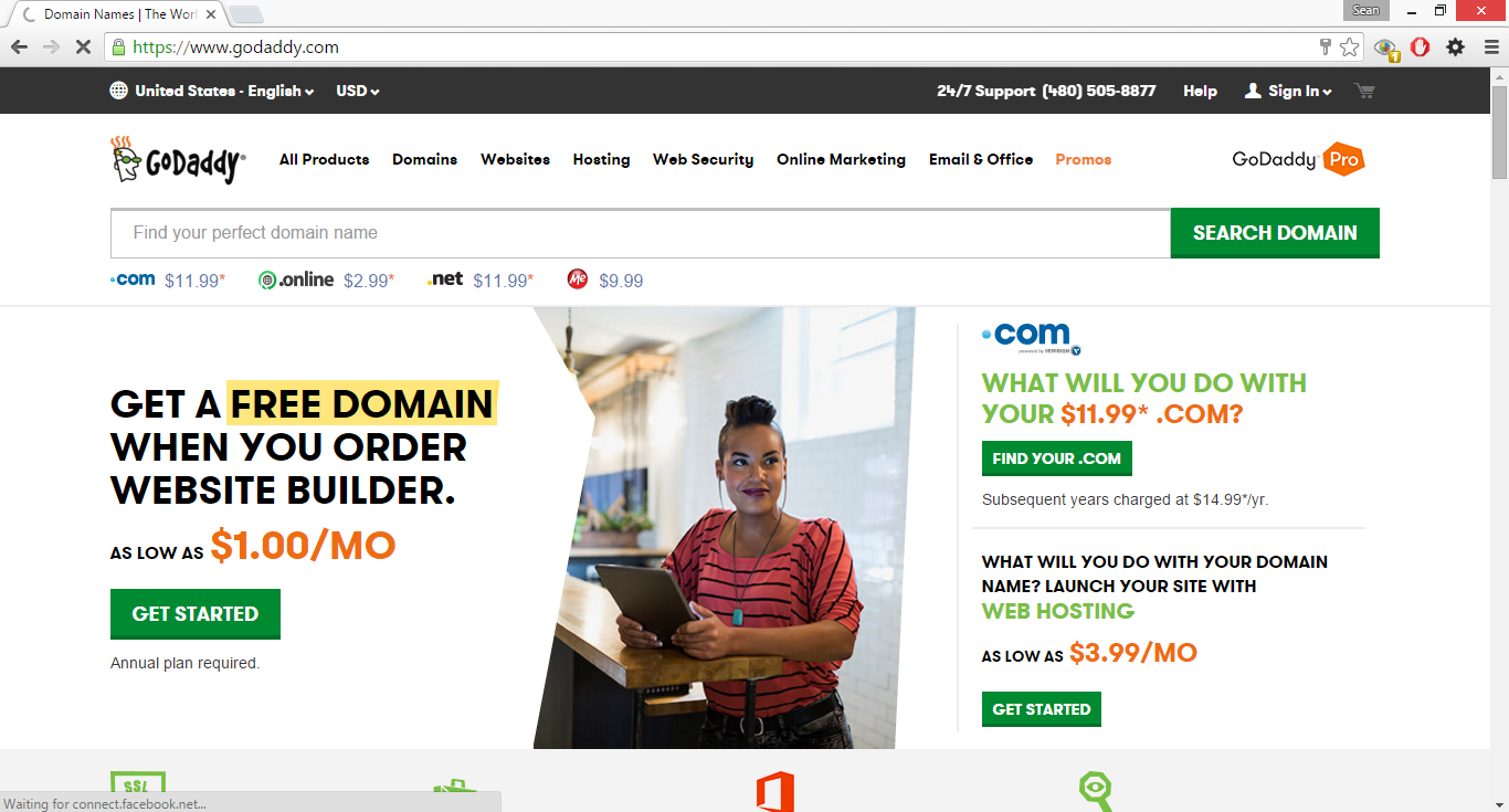 godaddy.com referral