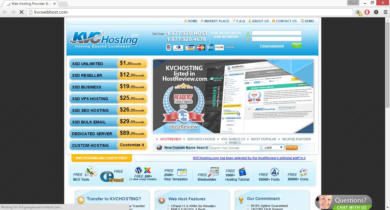 kvcwebhost.com referral
