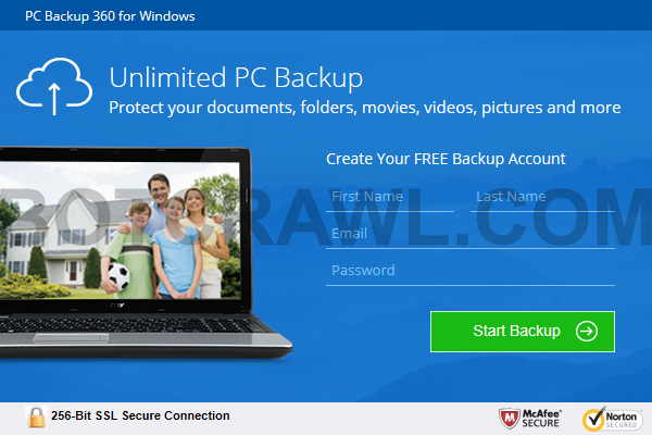 PCBackup360