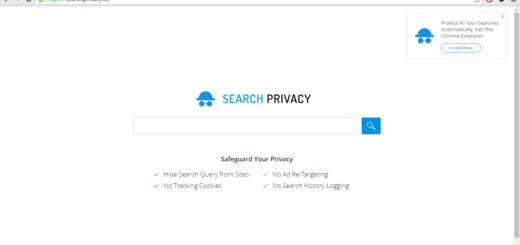 searchprivacy.co virus