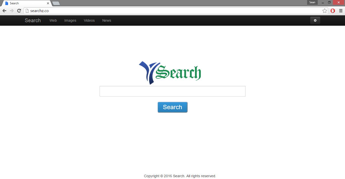 Searchz.co virus