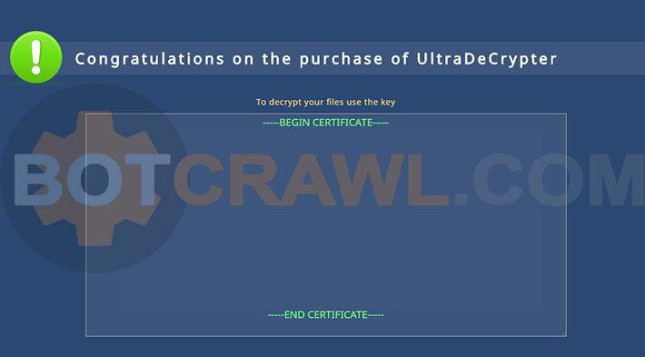 UltraDeCrypter