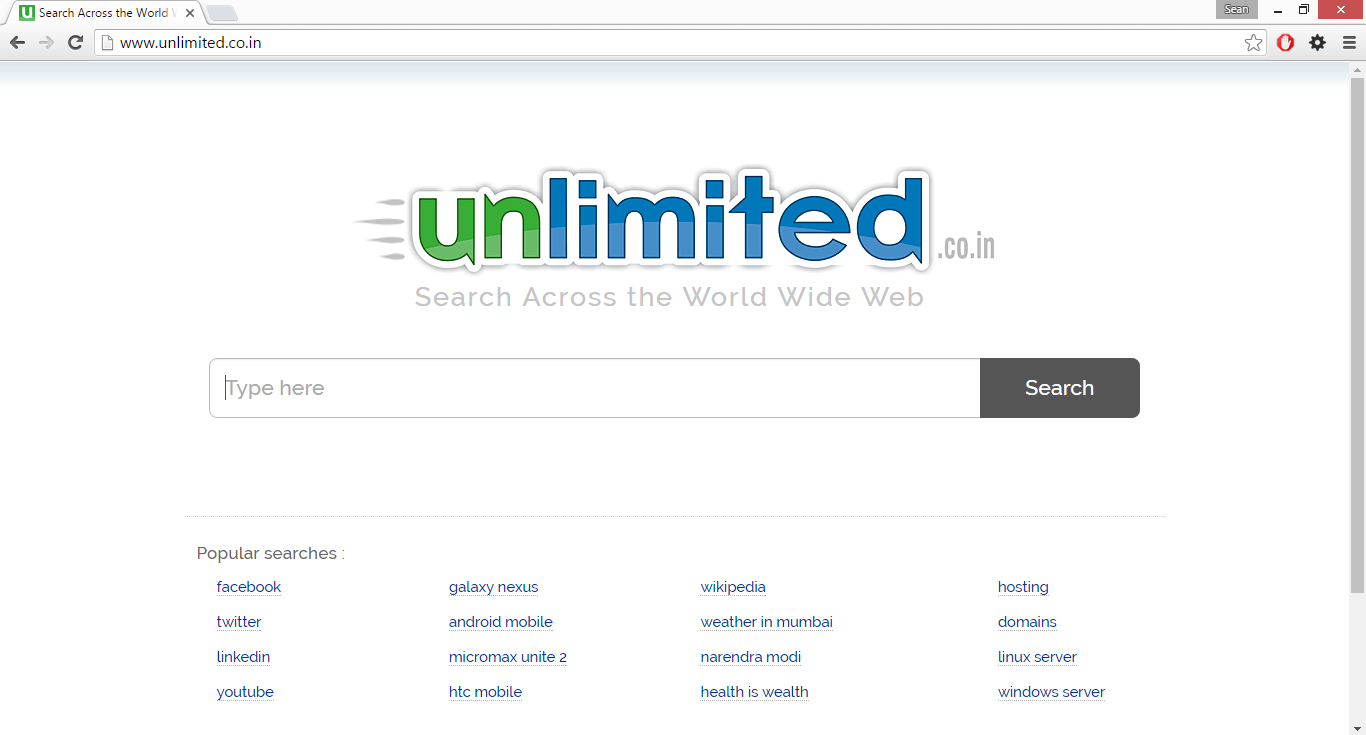 Unlimited.co.in virus