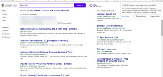 Wize Search virus