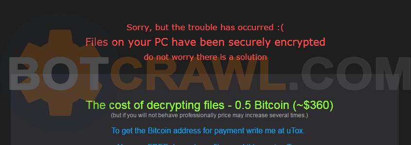 cryptoroger ransomware