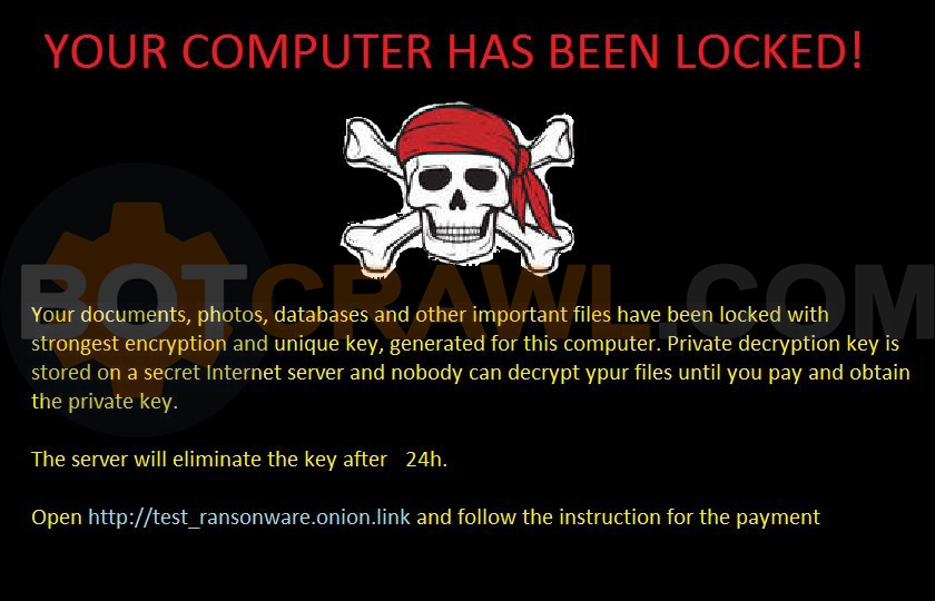 python ransomware