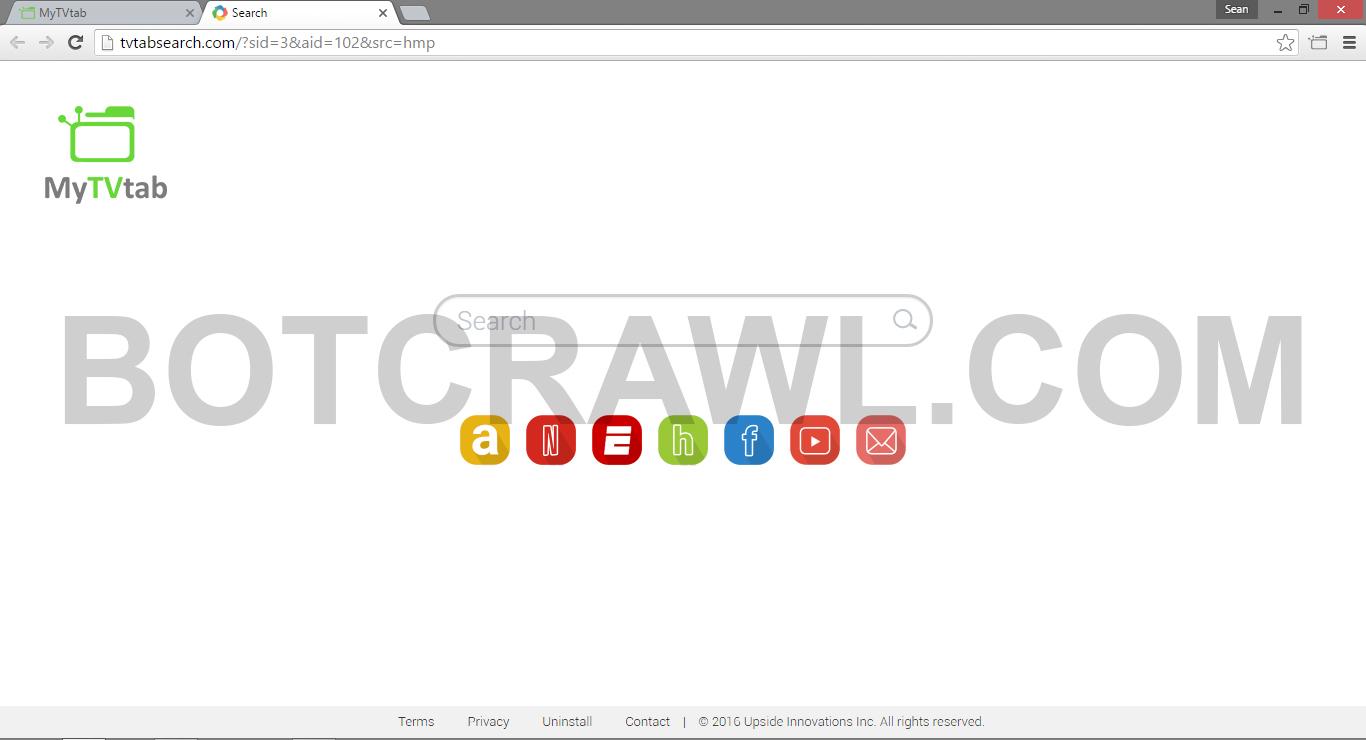 tvtabsearch