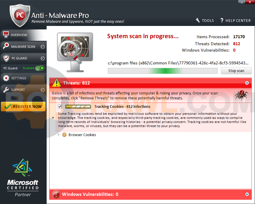 How to remove Anti-Malware Pro (Virus Removal Guide)