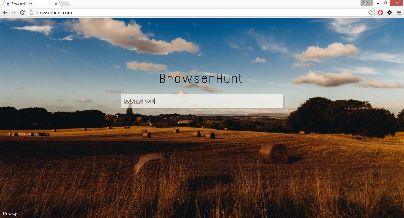 Browserhunt.com virus