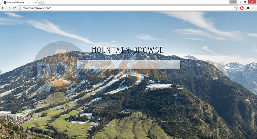 Mountainbrowse.com virus