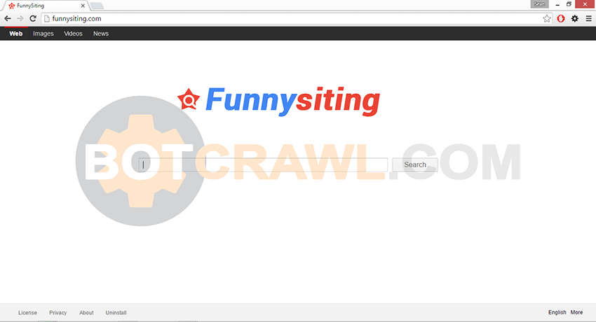 funnysiting.com virus