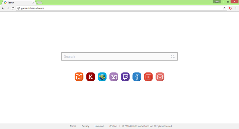 gamestabsearch.com virus