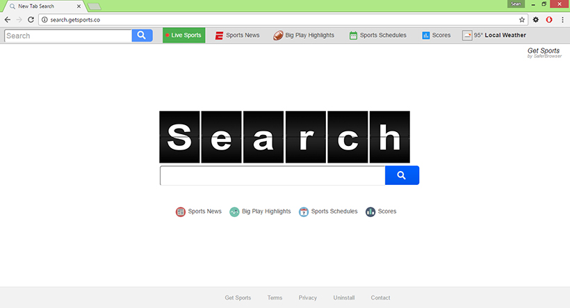 search.getsports.co virus