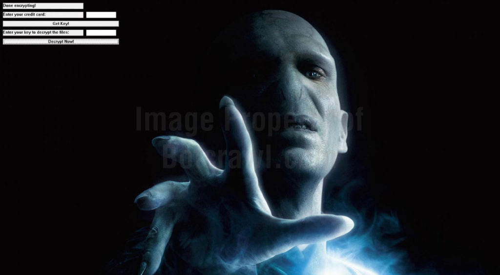 Voldemort virus