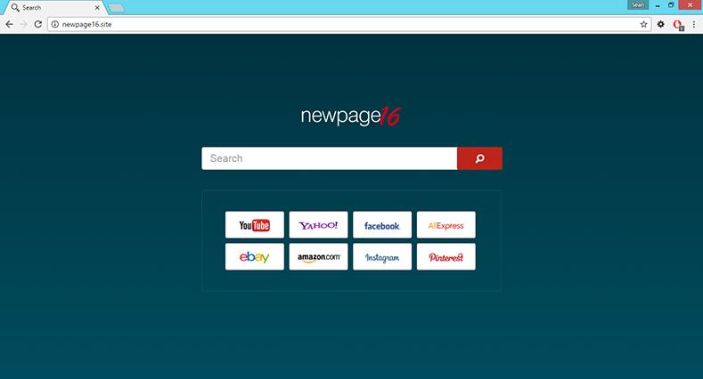 Newpage16.site virus