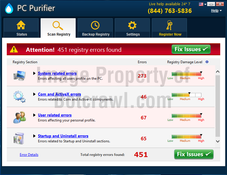 How to remove PC Purifier (Virus Removal Guide)