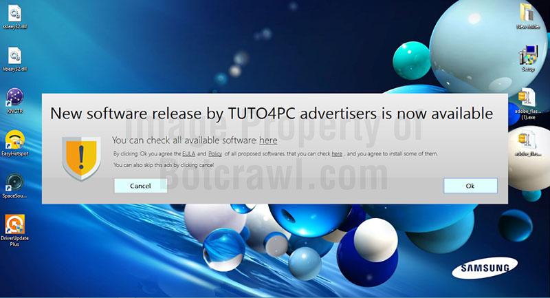 Tuto4PC virus