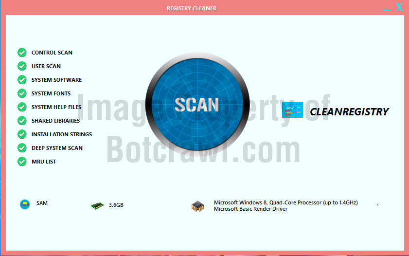 How to remove CleanRegistry (Virus Removal Guide)